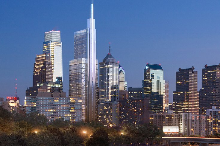 What Will The Philadelphia Skyline Look Like In 2025