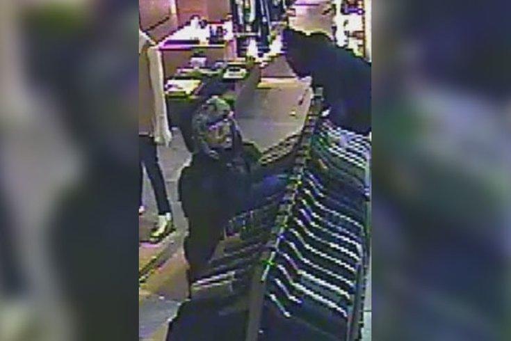 Rittenhouse retail theft