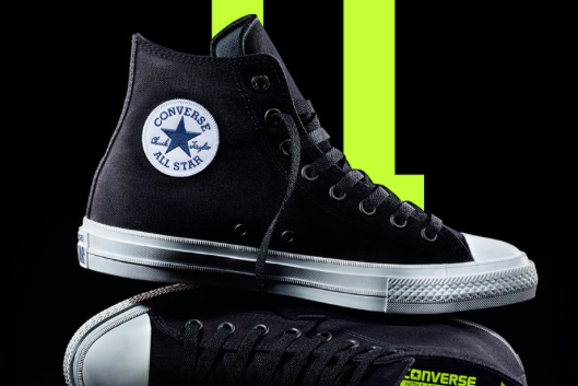 Converse revamps Chuck Taylor All Stars for first time in 98