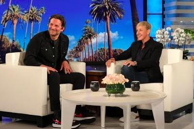 Bradley Cooper Ellen Show