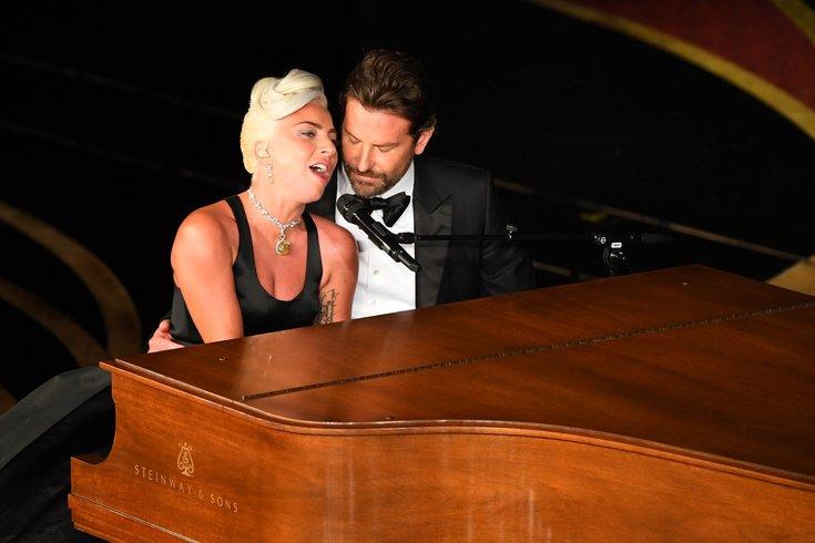 Cooper and Gaga