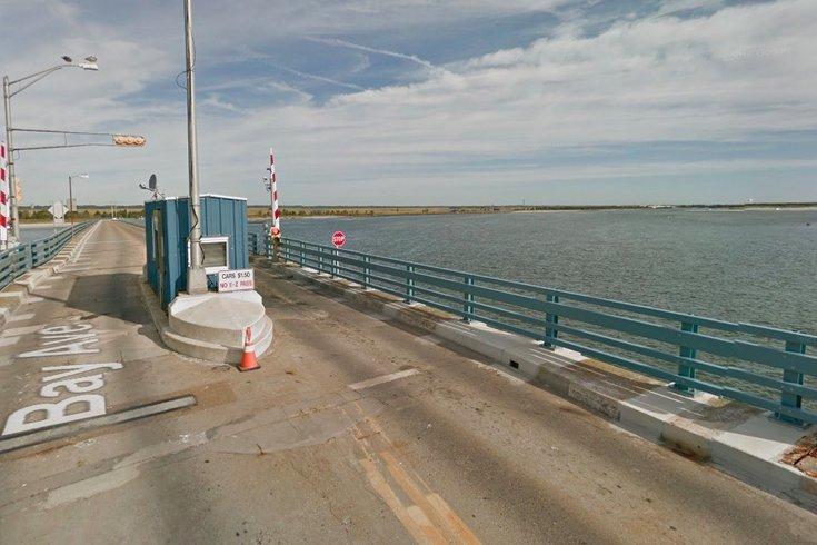 Corsons Inlet Bridge