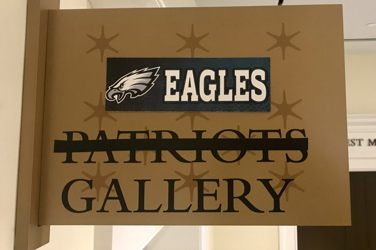 eagles patriots gallery