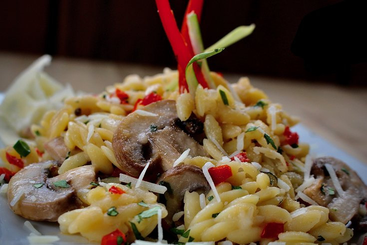 Limited - Creamy Orzo with Mushrooms IBX LIVE