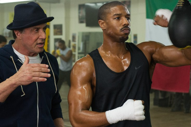 Creed Rocky Stallone