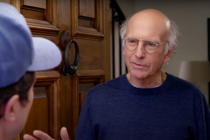 Curb Your Enthusiasm Thinking Of Bringing The Hbo Comedy Try These Three Episodes First Phillyvoice