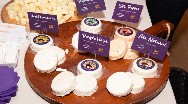 Cypress Grove hosting Cheeseboards for Dinner event in Philadelphia