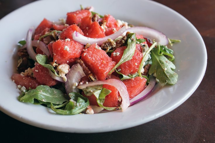 Taproom on 19th watermelon salad