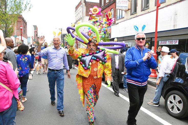 Dillon - 88th Annual South Street Easter Promenade
