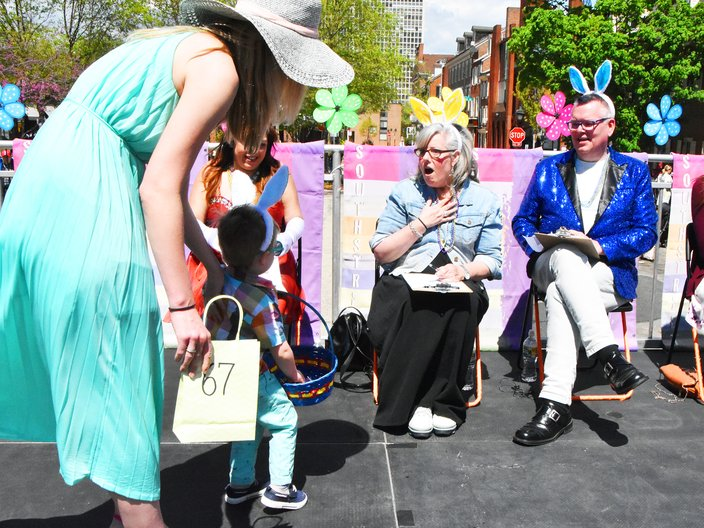 Dillon - Easter Parade
