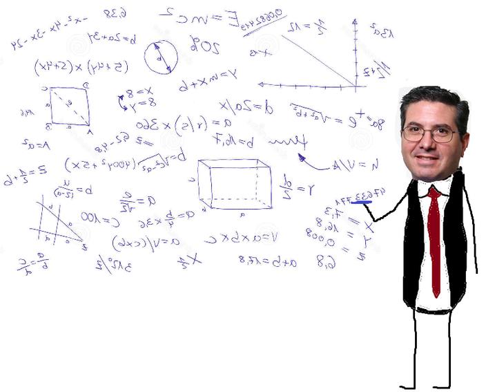 Dan Snyder math