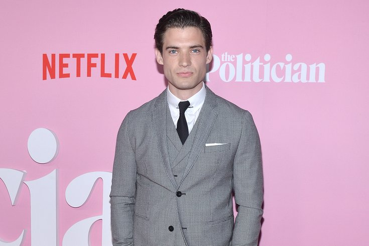 Actor from Philly Netflix