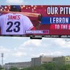 LeBron James IronPigs