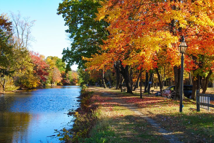 10 spots to view picturesque fall foliage near Philly ...