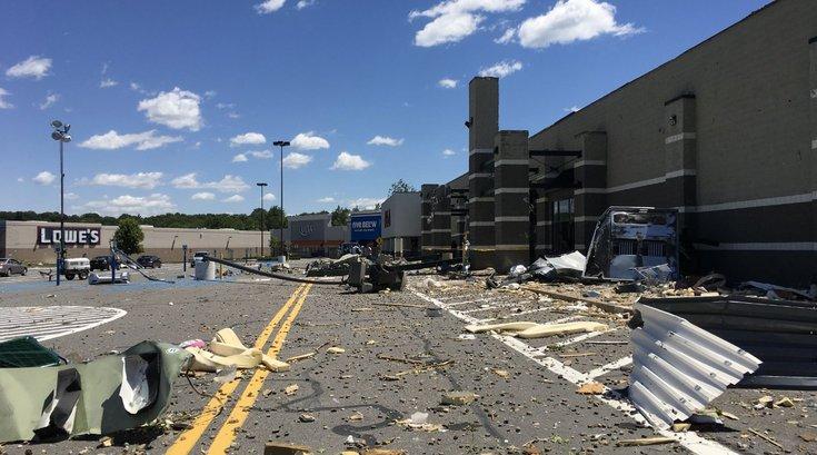 Wilkes-Barre Tornado