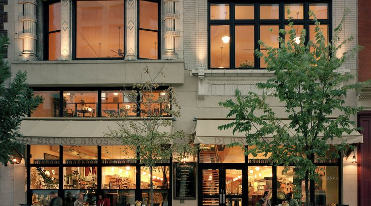 Di Bruno Bros. in Rittenhouse opening wine and pizza cafe on second floor