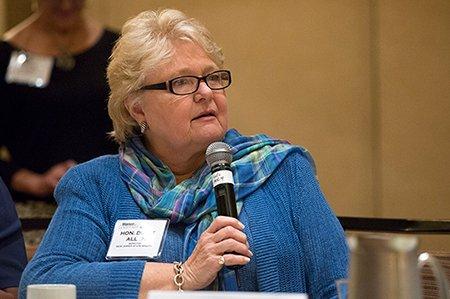 NJ state Sen. Diane Allen