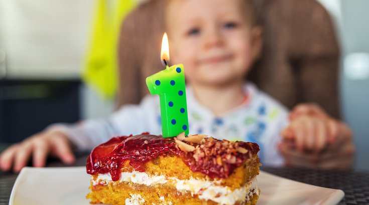 Toddlers Cake Guidelines