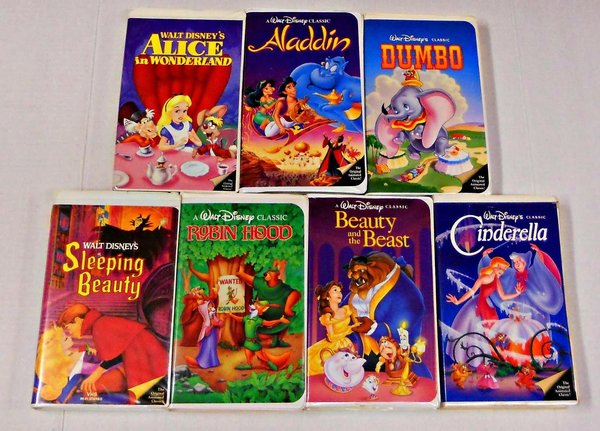 Is Your Disney Vhs Collection Worth Thousands Of Dollars Phillyvoice