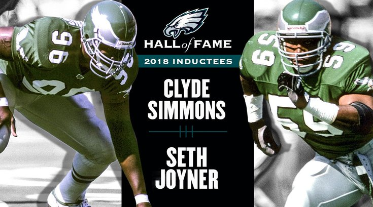 Eagles Hall of Fame