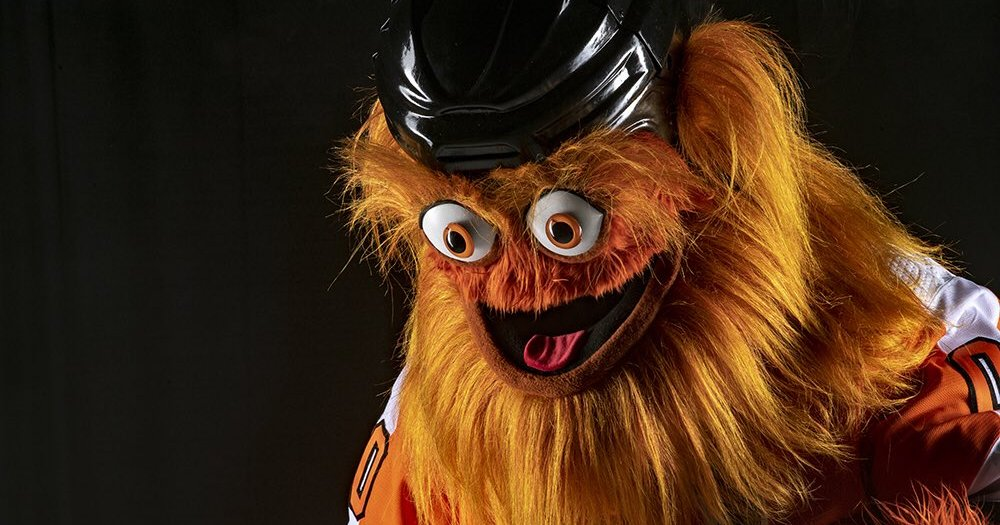 True Gritty What The Flyers Don T Want You To Know About Their New Mascot Phillyvoice