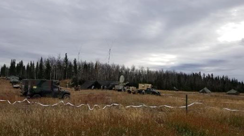 Fort Greely Army Alaska