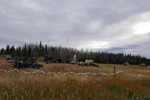 Fort Greely Army Alaska