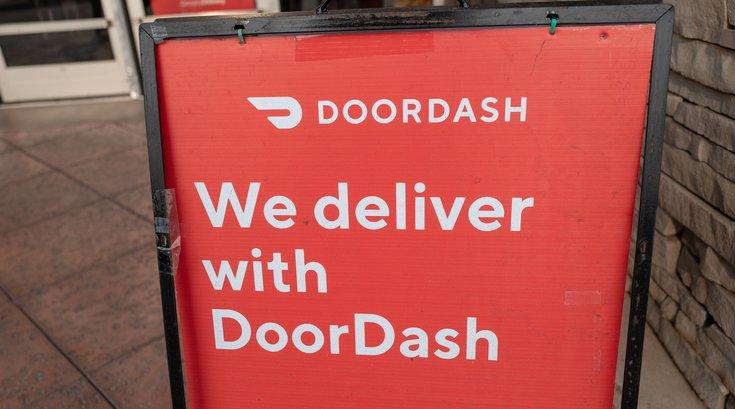 DoorDash restaurant grants winter