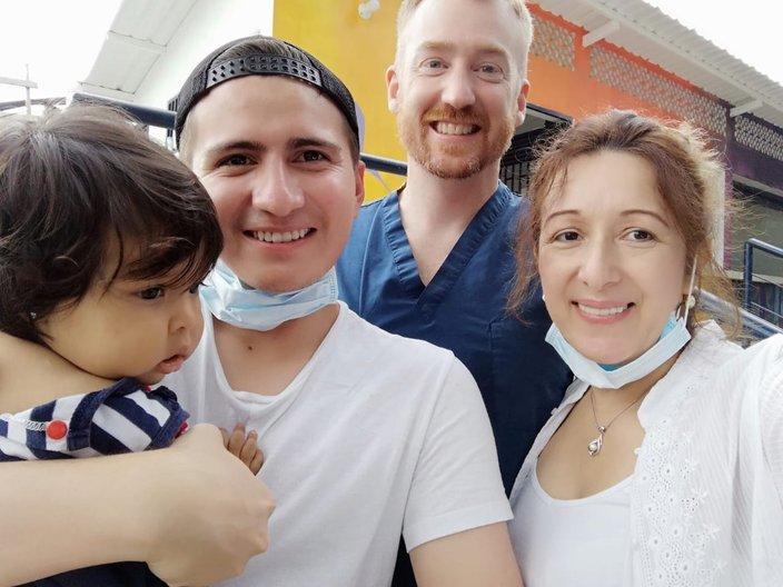 Colombia Venezuela Humanitarian Crisis Temple Tim Bryan 2