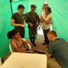 Colombia Venezuela Humanitarian Crisis Temple Tim Bryan 1