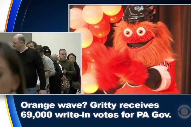 Gritty Write-ins