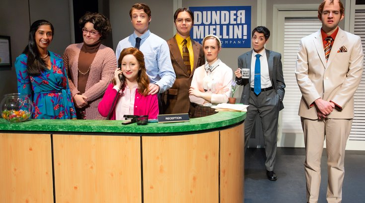 The Office! Parody musical