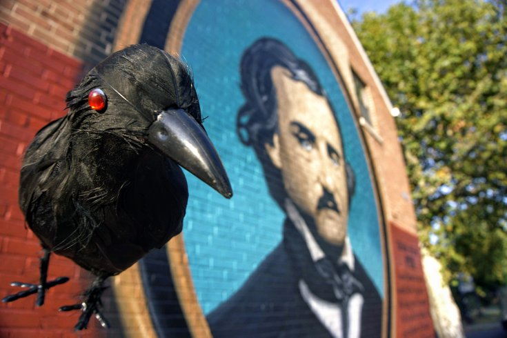 Edgar Allan Poe relay race and party in Northern Liberties