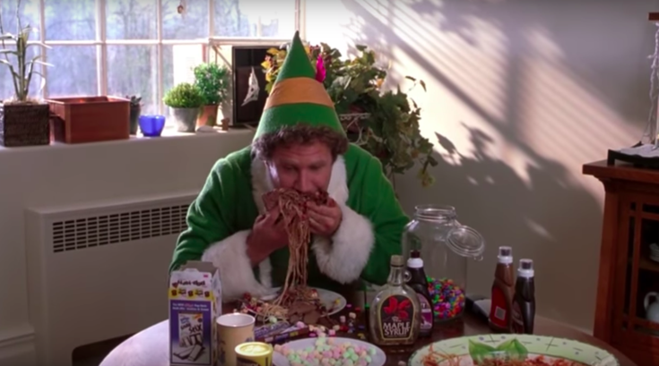 Barra Rosse serving dinner inspired by favorite holiday movies