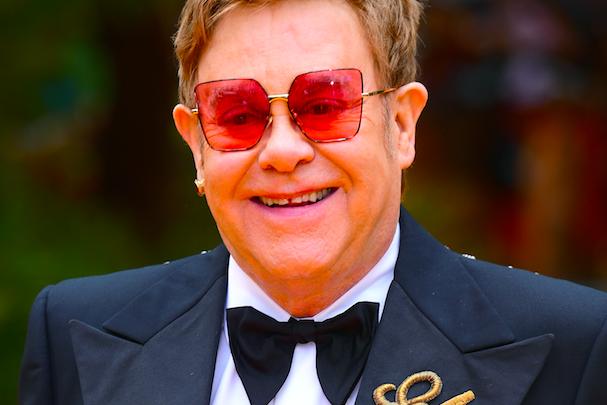 Elton John hosting Living Room Concert for America