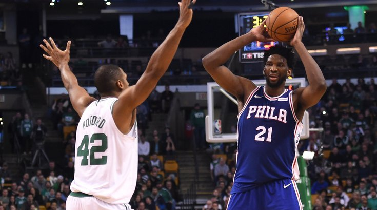 Embiid Horford 2019
