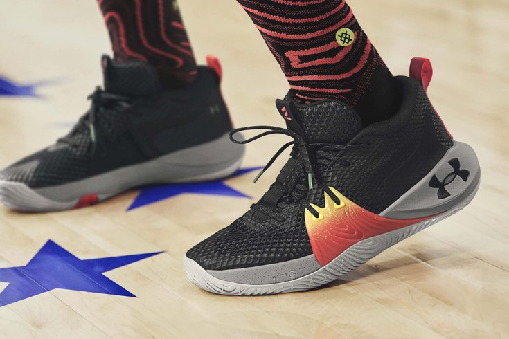 Embiid One Flame