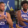 Embiid Simmons INT
