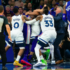 Embiid Towns Scrum