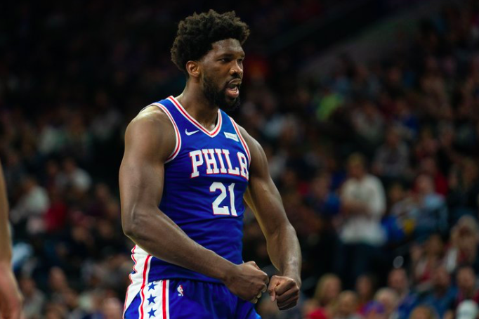 Embiid Movie Sixers