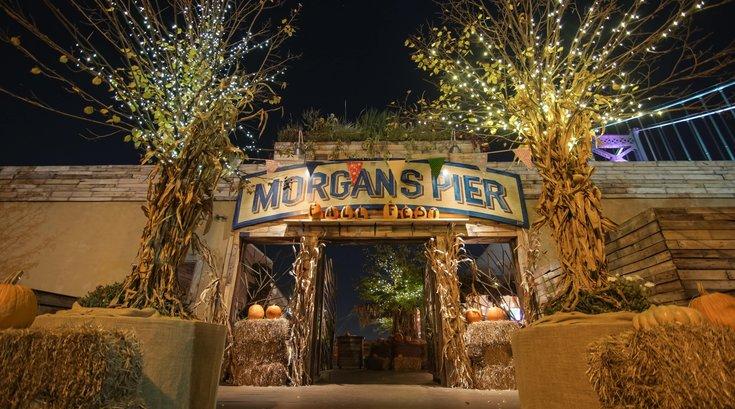 Morgan's Pier Fall Fest
