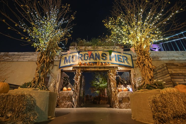 Morgan's Pier Fall Fest