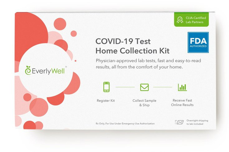 Everlywell COVID-19 home collection kit
