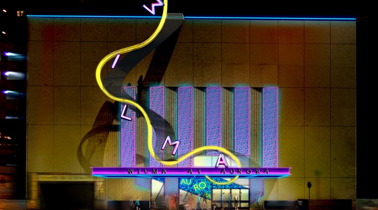 The Wilma Theater at Aurora