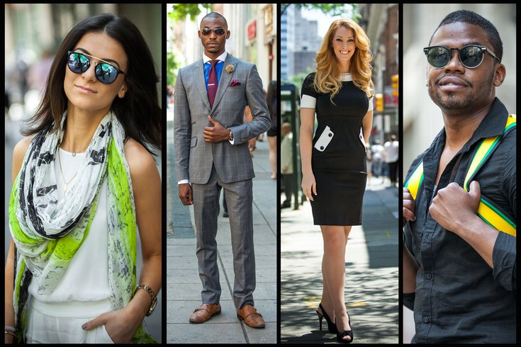 Carroll - Street Style Fashion
