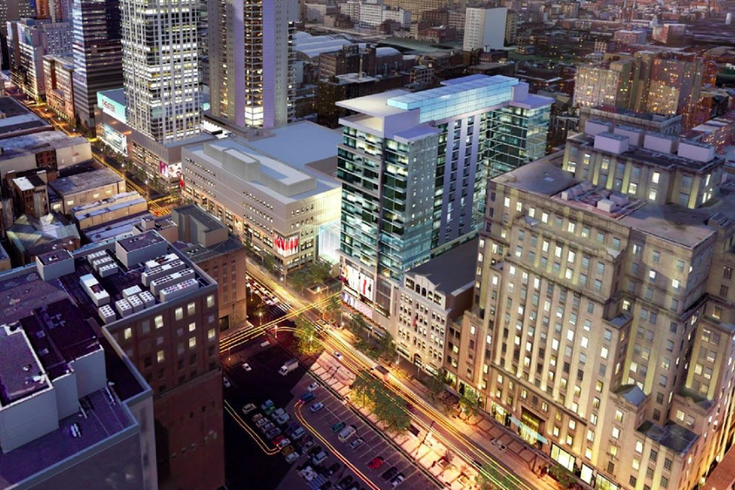 More tenants announced for Fashion District Philadelphia