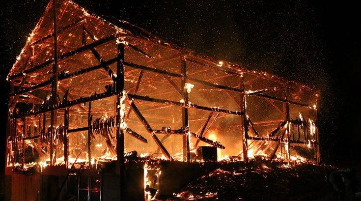 Berks County Fire 2