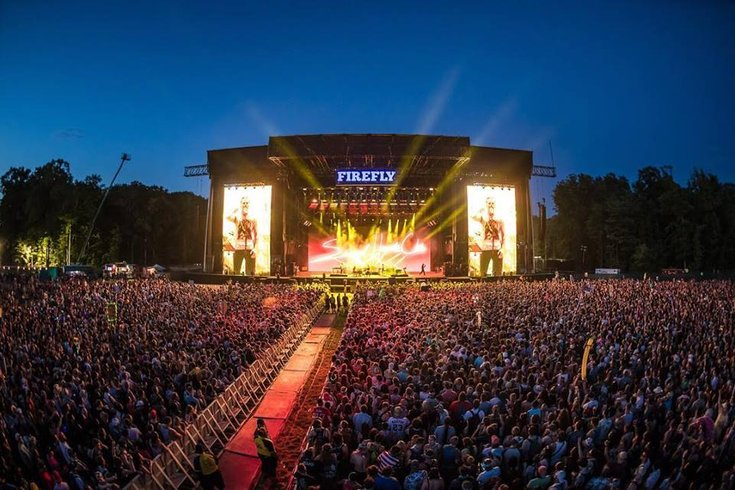 firefly music fest