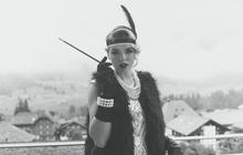 1920s flapper costume