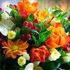 Galentine's Day flower bouquet